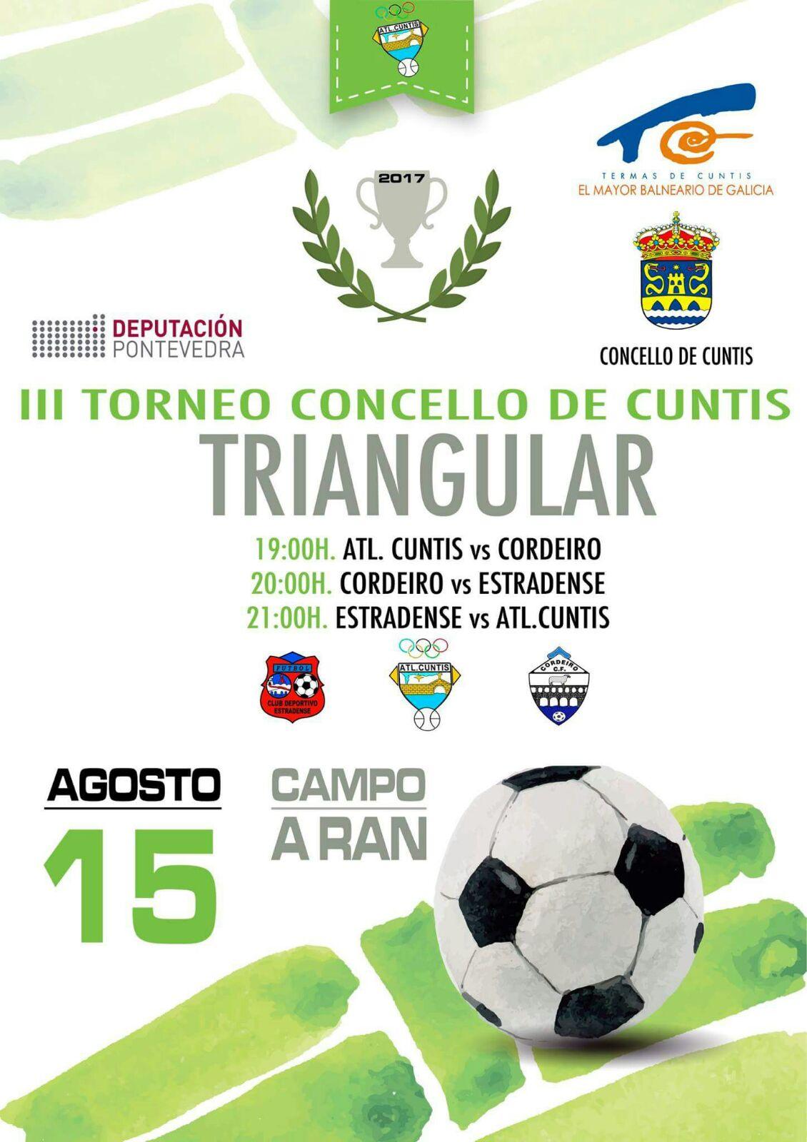III Torneo concello Cuntis